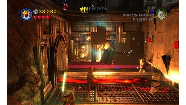 Screenshot zu Lego Star Wars 3: The Clone Wars - Screenshots