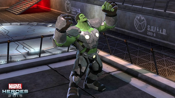 Screenshot zu Marvel Heroes - Screenshots
