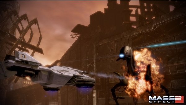 Screenshot zu Mass Effect 2 - DLC: Firewalker Pack