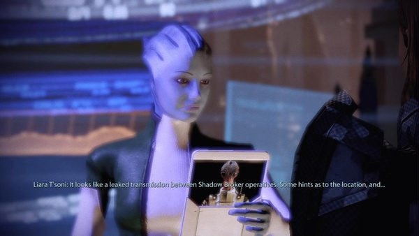 Screenshot zu Mass Effect 2 - DLC: Versteck des Shadow Broker