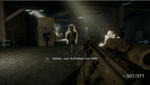 Screenshot zu Medal of Honor: Warfighter - Screenshots