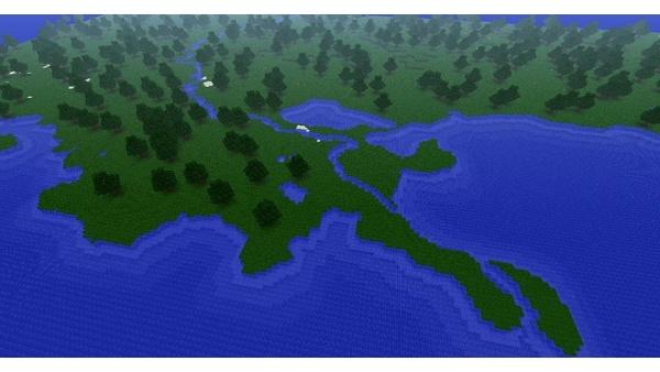 Bild der Galerie Minecraft-Themenwelten - Earth