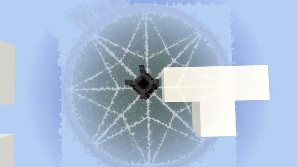 Bild der Galerie Minecraft-Großprojekte - Isengard aus Herr der Ringe