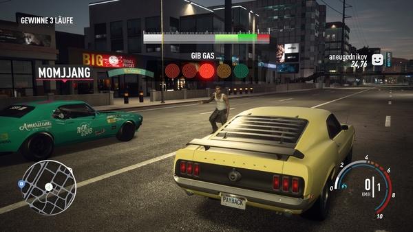 Bild der Galerie Need for Speed: Payback - PS4-Screenshots