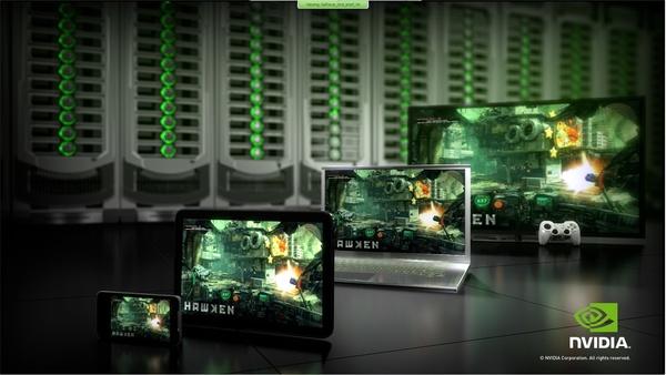 Bild der Galerie Nvidia Geforce GRID - Hersteller-Präsentation