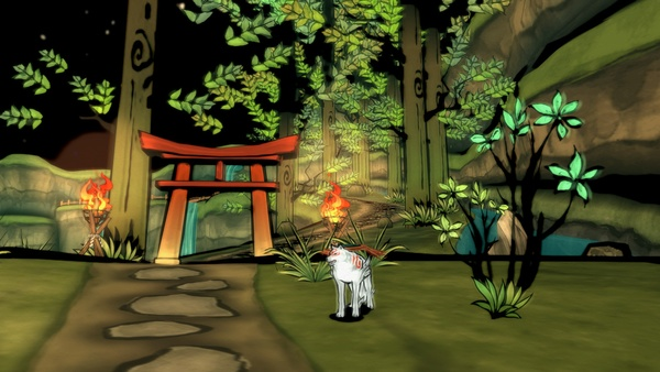 Bild der Galerie Okami HD - Screenshots aus der PC-Version