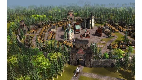 Screenshot zu Patrizier 4: Aufstieg einer Dynastie - Screenshots