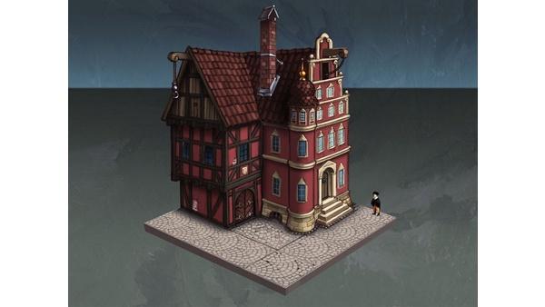 Screenshot zu Patrizier 4 - Artworks und Konzeptgrafiken