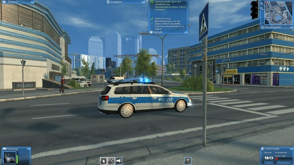 Screenshot zu Polizei 2013 - Screenshots