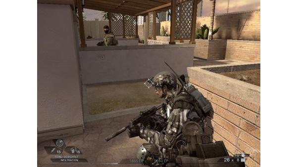 Screenshot zu Rainbow Six: Vegas 2 - Screenshots