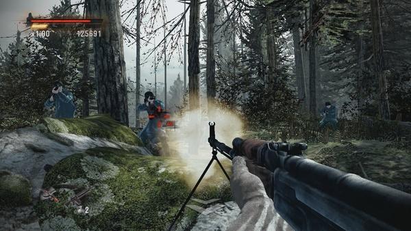 Screenshot zu Rambo: The Video Game - Screenshots