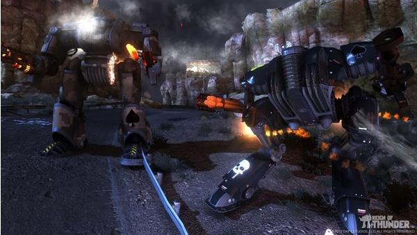 Screenshot zu Reign of Thunder - Screenshots