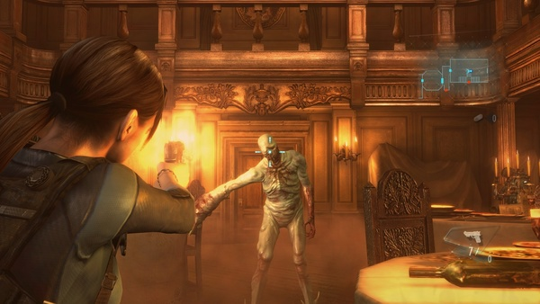 Screenshot zu Resident Evil: Revelations - Screenshots aus der PC-Version