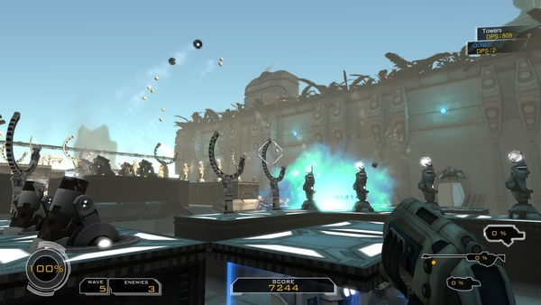 Screenshot zu Sanctum - Screenshots