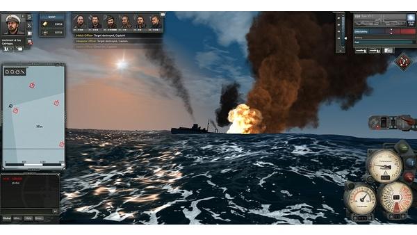 Screenshot zu Silent Hunter Online - Screenshots