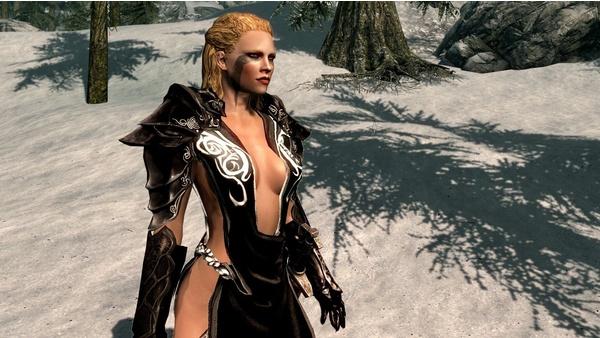 Bild der Galerie The Elder Scrolls 5: Skyrim - Sexy Schwere-Rüstungs-Mods