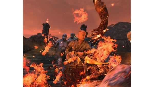 Screenshot zu The Haunted: Hell's Reach - Screenshots