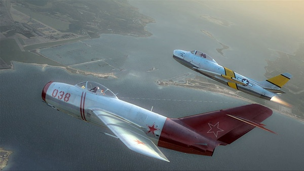 Screenshot zu Tom Clancy's H.A.W.X. 2 - DLC: Open Skies