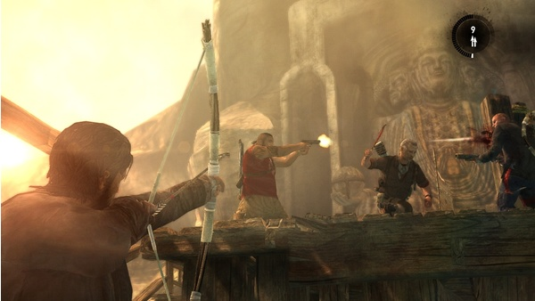 Screenshot zu Tomb Raider - Multiplayer-Screenshots