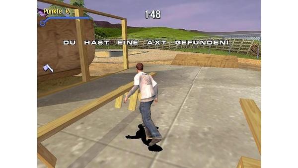 Screenshot zu Tony Hawk's Pro Skater 3 - Screenshots
