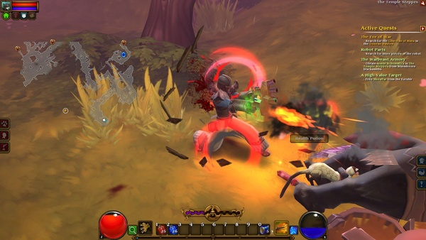 Screenshot zu Torchlight 2 - Screenshots