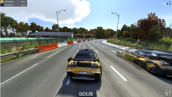 Screenshot zu Trackmania 2: Valley - Screenshots