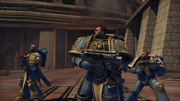 Screenshot zu Warhammer 40k: Space Marine - Screenshots