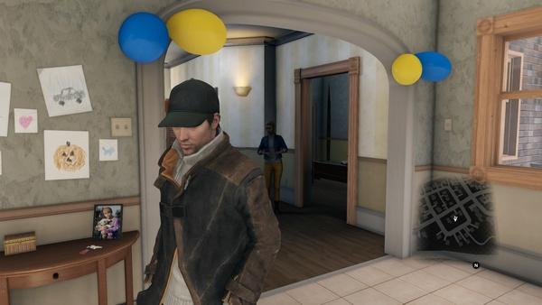 Screenshot zu Watch Dogs - Screenshots aus der PC-Version