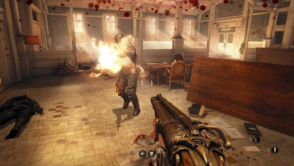 Screenshot zu Wolfenstein: The New Order - Screenshots