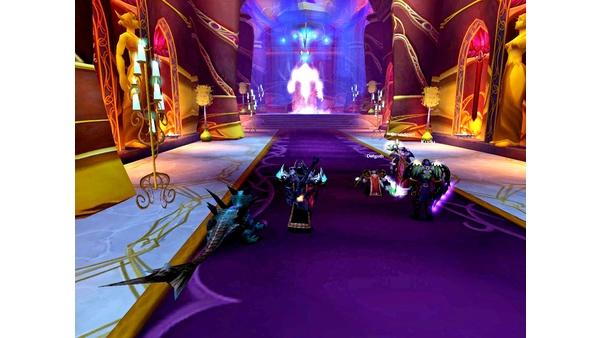 Screenshot zu World of WarCraft: Burning Crusade - Screenshots