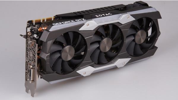 Bilder zu Zotac Geforce GTX 1080 Ti AMP Extreme - Bilder