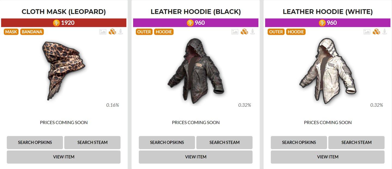 Pubg Video Zeigt Neue Benutzeroberfläche Kartenauswahl: Chance Auf Neue Lootbox-Items Zum Teil Nur 0,01 Prozent