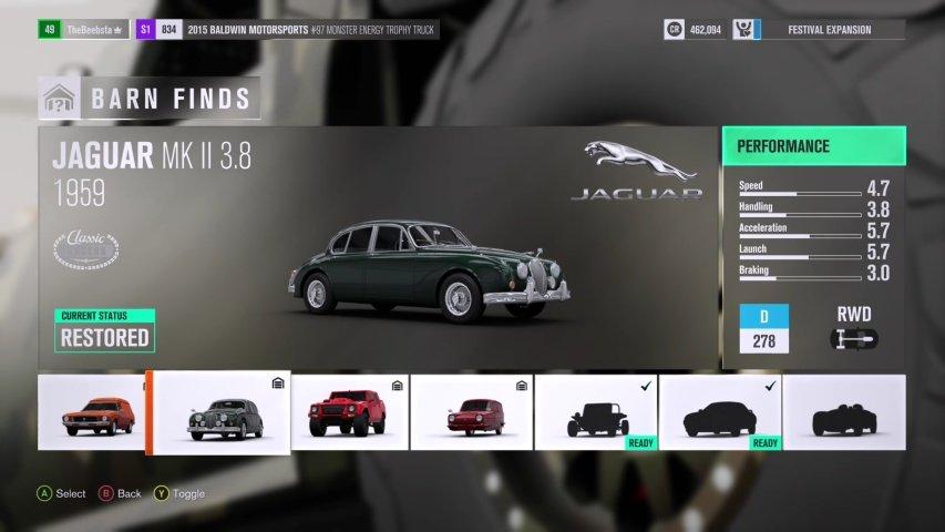 14 Jaguar MK II 38