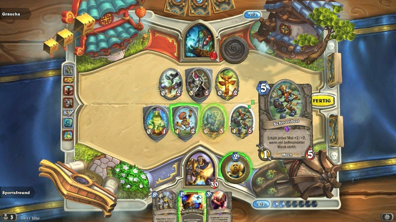 Online Fantasy Kartenspiel