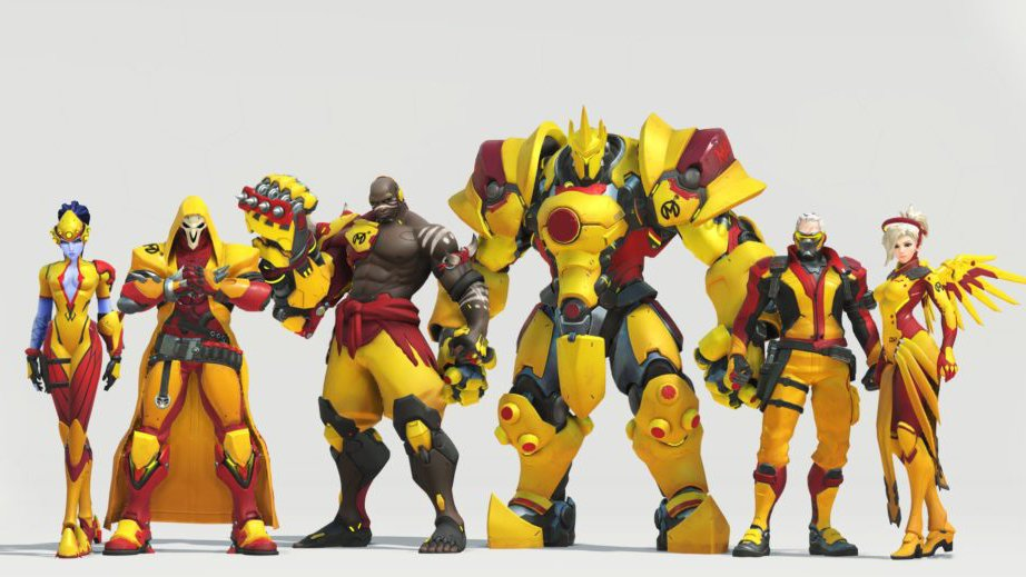 overwatch league skins how to get