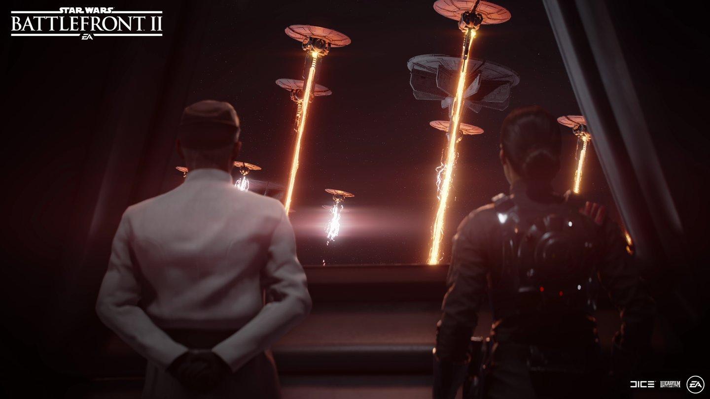 Gameplay-Videos zu Star Wars Battlefront 2