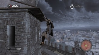 <b>Assassin's Creed: Brotherhood</b><br/>... Brotherhood vermischt wie gehabt akrobatische, flüssig animierte Kletterpartien ...