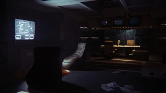 <b>Alien Isolation</b><br/>Screenshots aus dem DLC »Safe Haven«