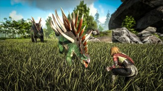 <b>Ark: Survival Evolved</b><br>Screenshots aus dem Update 257