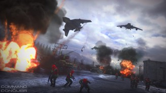 Command & Conquer - Screenshots von der Gamescom 2013