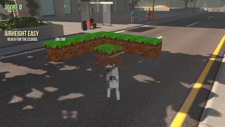 Goat Simulator - Version 1.1 mit Minecraft-Elementen