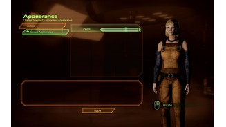 Mass Effect 2 - Die Outfits