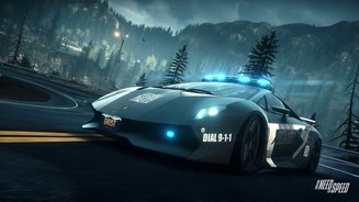 <b>Need for Speed Rivals</b><br/>Screenshot aus dem DLC »Movie Cars Pack«