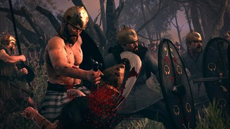 <b>Total War Rome 2</b><br/>Screenshot aus dem Bloodpack-DLC