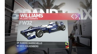 <b>F1 2010 - Die Teams</b><br/>Williams