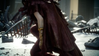 <b>DirectX 12</b><br/>Screenshots von Tech-Demo »Witch Chapter 0«