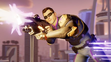 Agents of Mayhem - Wertungsspiegel: So schneidet das neue Spiel der Saints-Row-Macher international ab