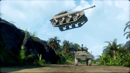 Armored Warfare - Ingame-Trailer zur Map »Lost Island«