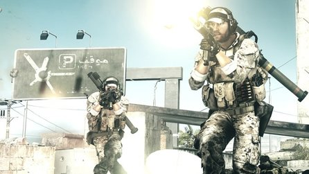 Battlefield 3: Back to Karkand - Vorschau-Video zum DLC-Mappack