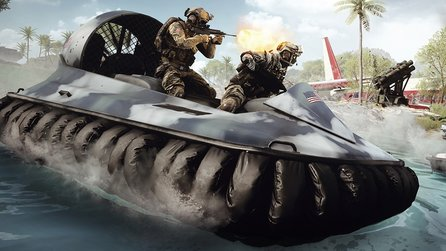 Battlefield 4: Naval Strike - Test-Video zum dritten DLC